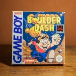 Boulder Dash on Game Boy