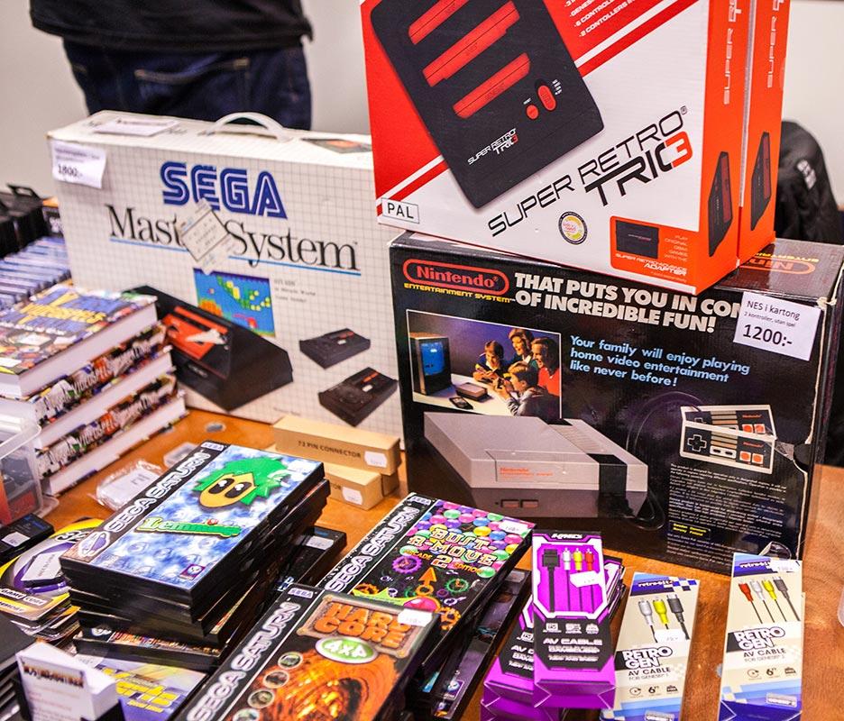 Boxed NES