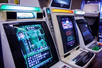Shmups on arcade
