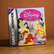 Disney Princess - Game Boy Advance
