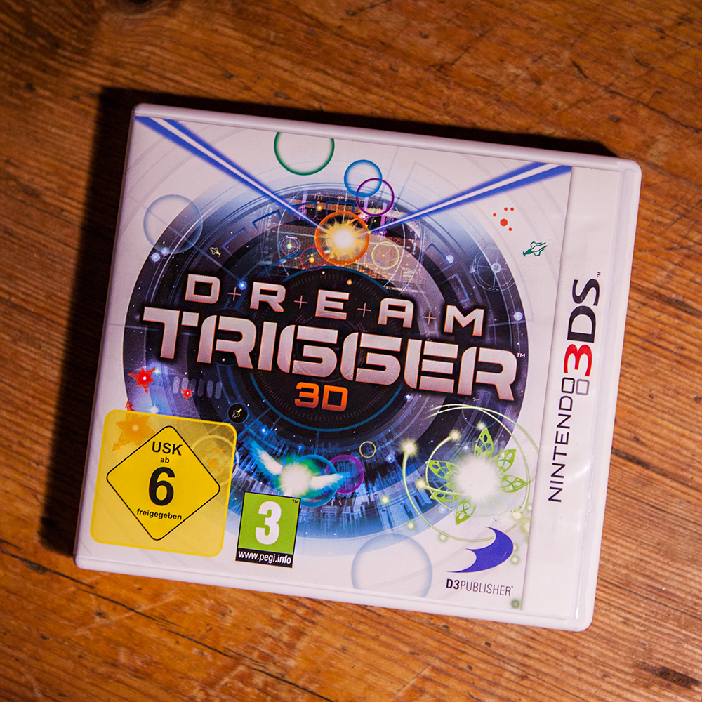 Dream Trigger 3D for 3DS