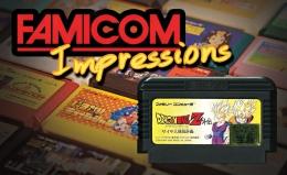 Famicom Impressions: Dragon Ball Z Gaiden: Saiya Jin ZetsumetsuKeikaku