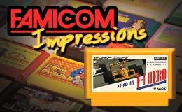 Famicom Impressions: Nakajima Satoru F-1Hero