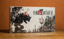 Final Fantasy VI Super Famicom