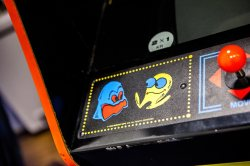 Ghost and Pac-man