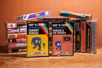Hungry Horace & Horace the the Spiders for ZX Spectrum