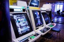 Japanese arcade cabinets