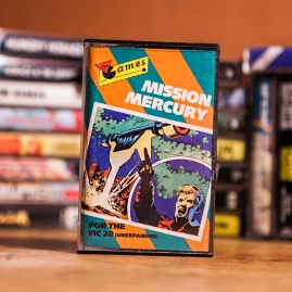 Mission Mercury for VIC 20