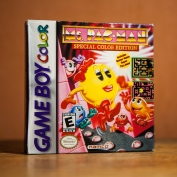 Ms. Pac-Man Special Color Edition - Game Boy Color