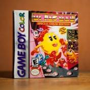 Ms. Pac-Man Special Color Edition - Game Boy Color