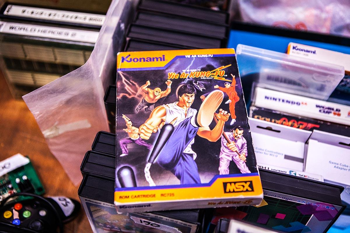 MSX games