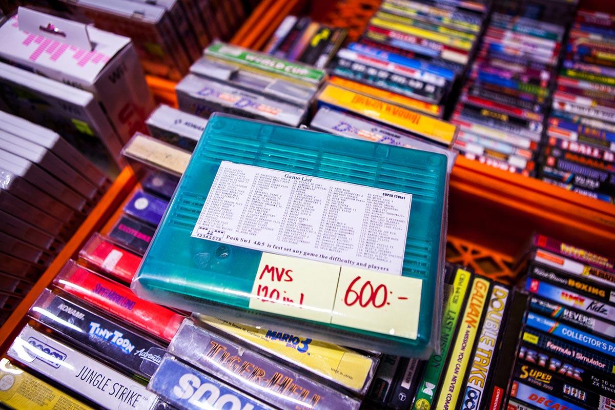 Neo Geo MVS 120 in 1