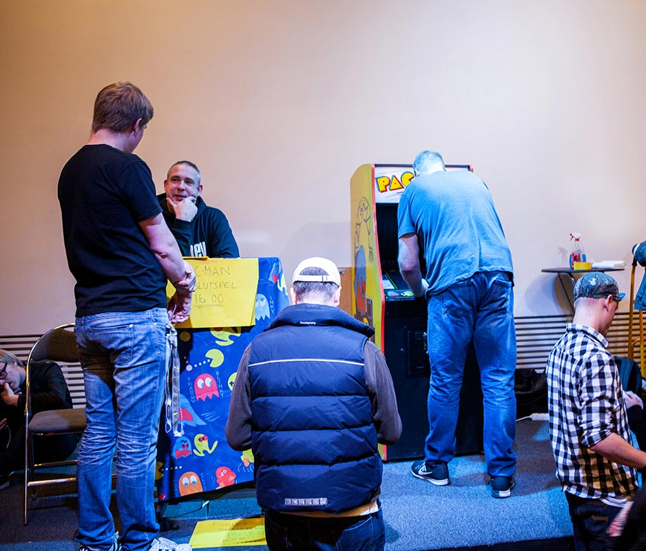 Pac-Man Swedish Championships