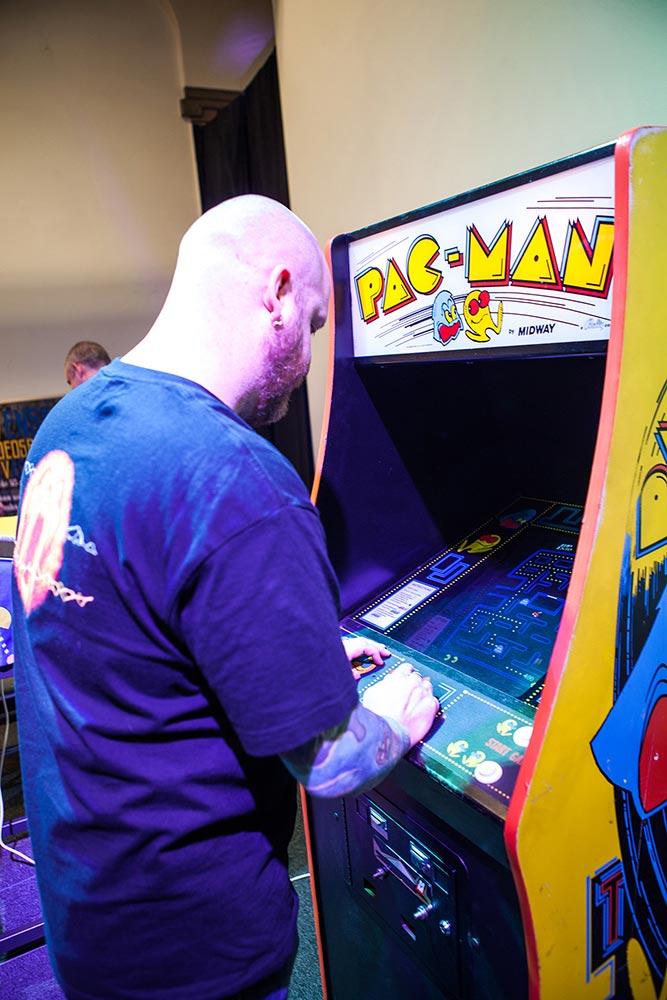 Pac-Man Swedish Championships