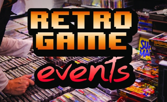 Retro Game Events Sweden