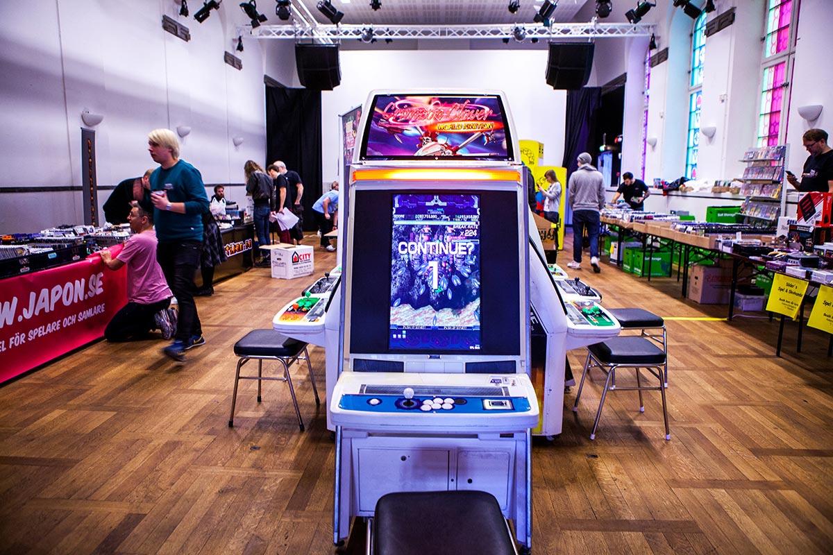 Retro Games Stockholm