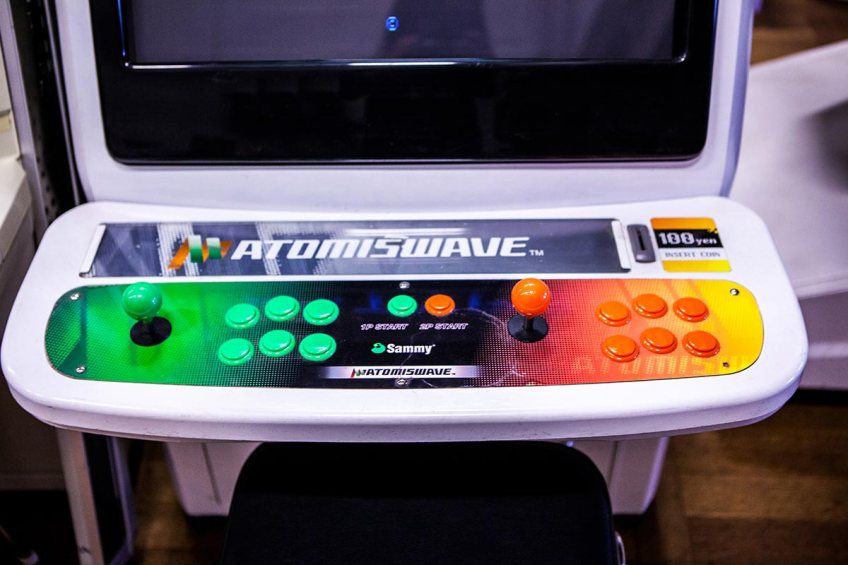 sammy-atomiswave   Retro Video Gaming