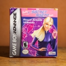 Secret Agent Barbie - Game Boy Advance