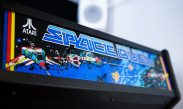 Space Duel arcade cabinet