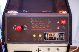 Space Firebird arcade cabinet