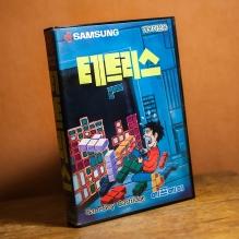 Tetris on Korean Gam-Bit