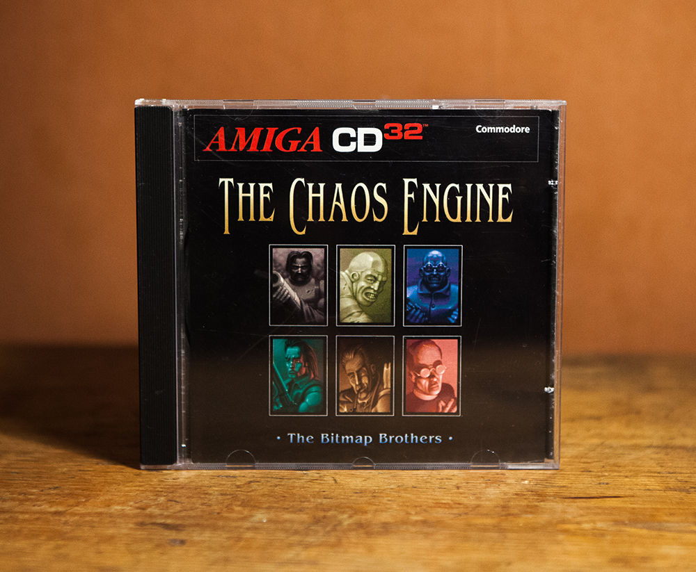 The Chaos Engine on Amiga CD32
