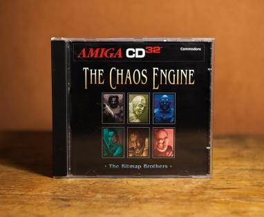 The Chaos Engine on Amiga CD32