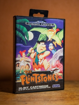 The Flintstones on Sega Mega Drive