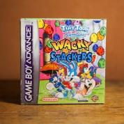 Tiny Toon Adventures Wacky Stackers - Game Boy Advance