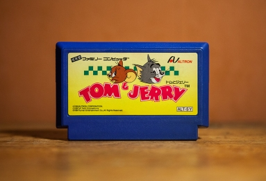 Tom & Jerry on Famicom