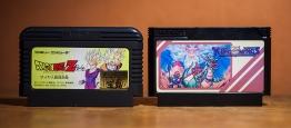 Dragon Ball Z Gaiden- Saiya Jin Zetsumetsu Keikaku and King of Kings for Famicom