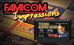 Famicom Impressions: Tecmo SuperBowl