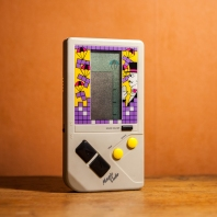 Magic Cube Tetris handheld pirate