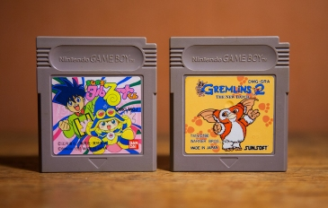 Magical Tarurutokun and Gremlins 2 for Game Boy