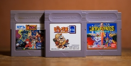 Sengoku Ninja-Kun - Ashura no Shou, Picross 2 and Lagrange Heroes for Game Boy