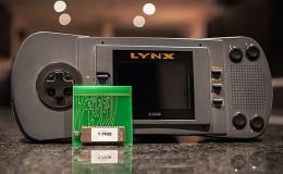 T-Tris on AtariLynx!