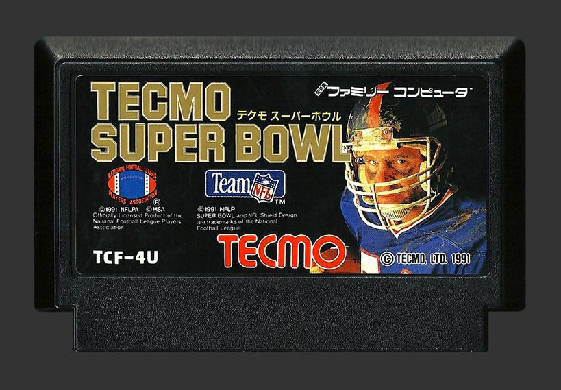 Tecmo Super Bowl - Famicom