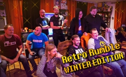 Retro Rumble 2016 ~ Winter Edition ~