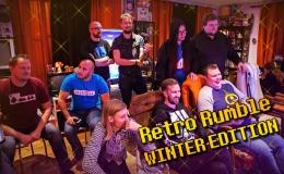 Retro Rumble 2016 ~ Winter Edition~