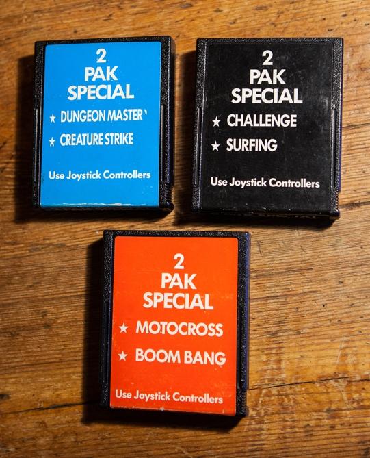 2 Pak special - Atari 2600