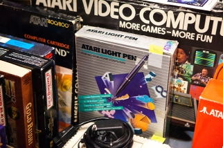 Atari Light Pen