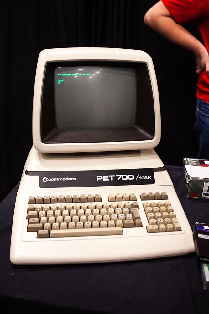 commodore-pet | Retro Video Gaming