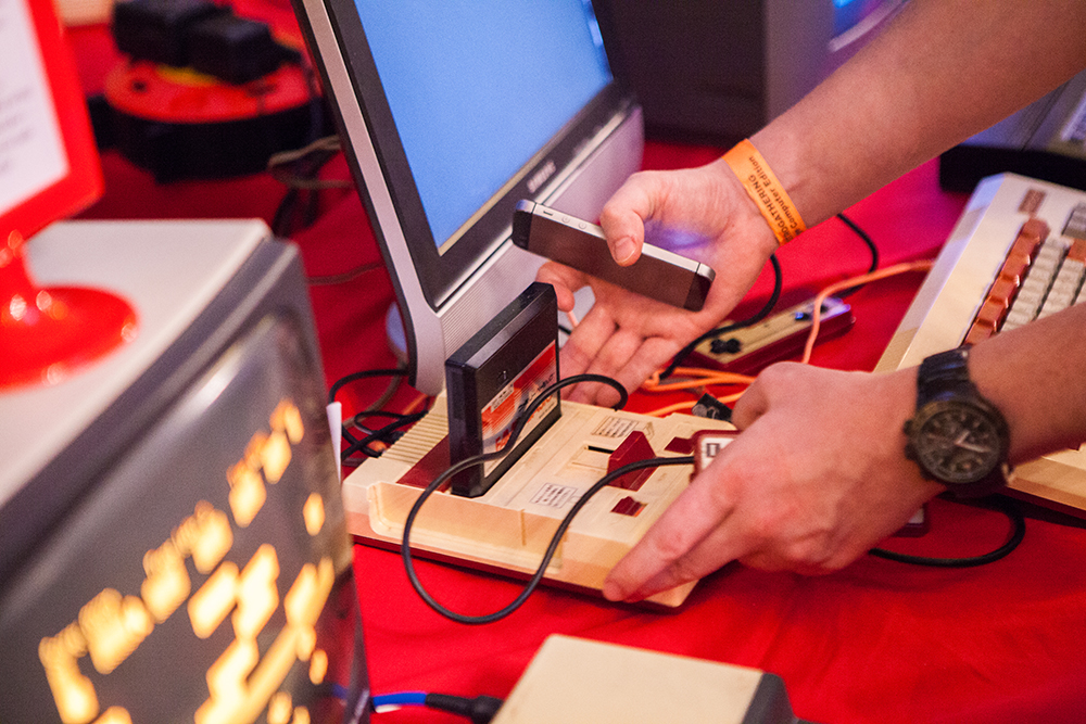 Famicom Family Computer