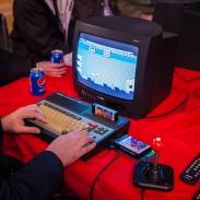 Gaming on vintage computers