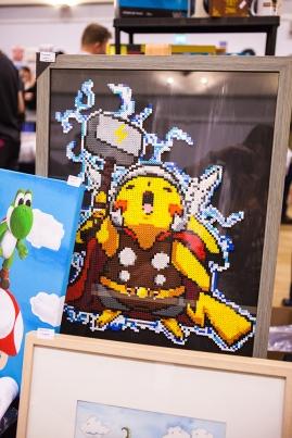 Pikachu Pixelart