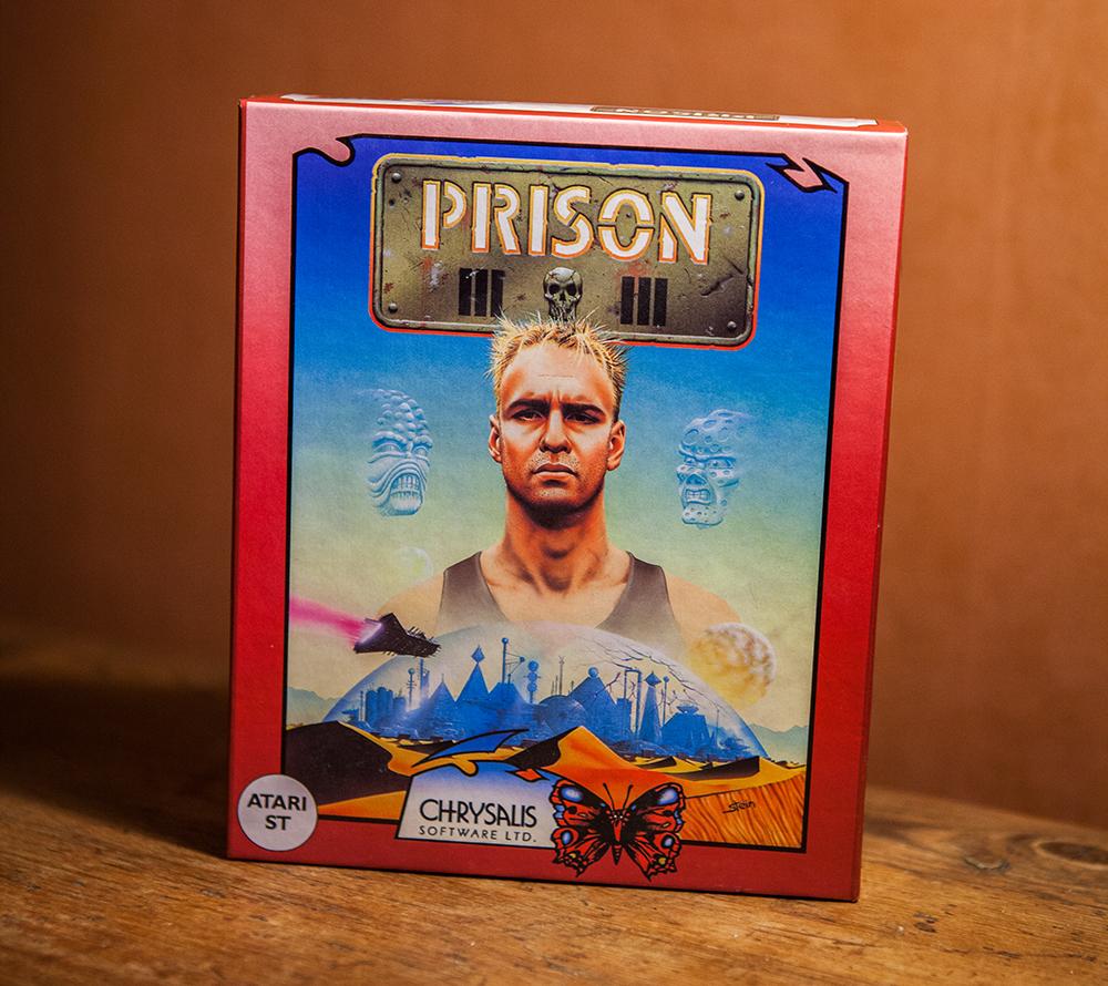 Prison - Atari ST
