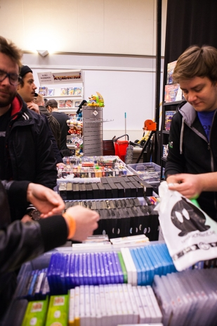 Sales at Retro Gathering
