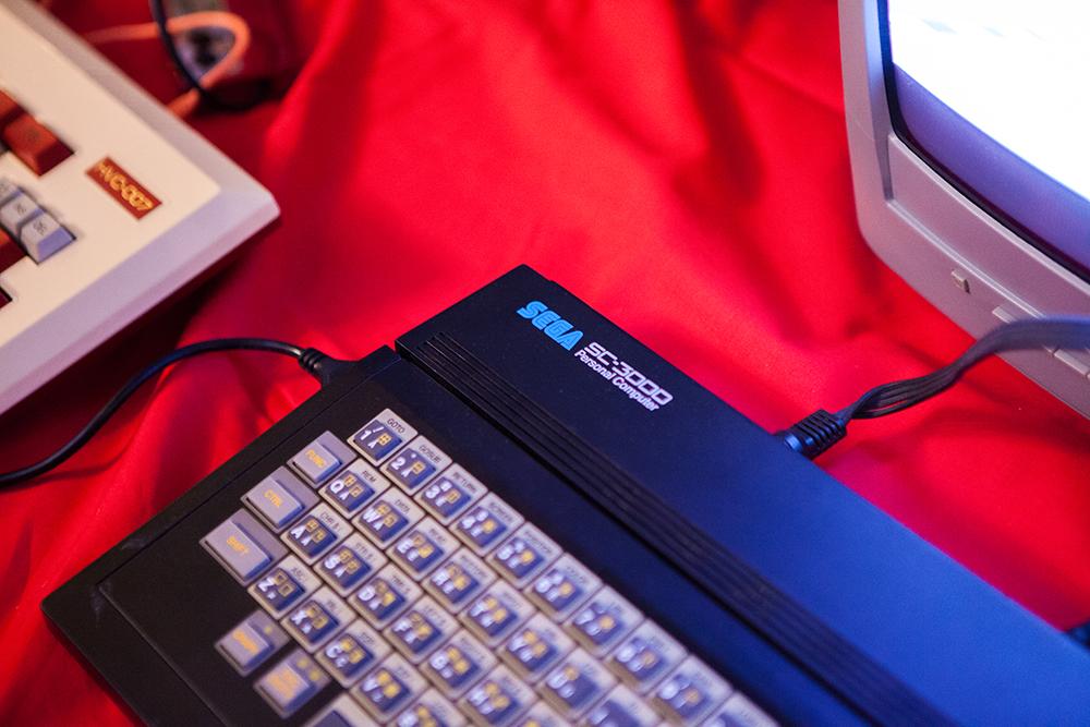 Sega SC3000 Personal Computer