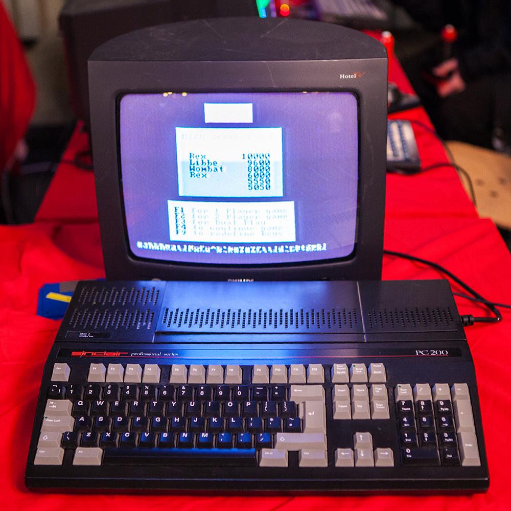 Sinclair PC 200