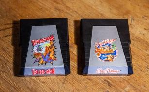 Spider-Man and Sky Skipper - Atari 2600
